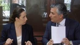 Адвокат Ефремова публично высмеяла вдову погибшего в«пьяном» ДТП