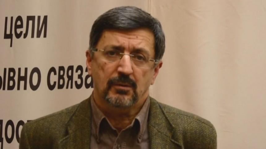 Назвавший русский язык «клоачным» филолог Гусейнов уволен изВШЭ
