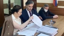Судебное следствие поделу Михаила Ефремова завершено
