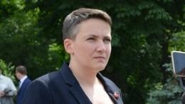 «Невзлетит»: всети высмеяли фото Надежды Савченко скрыльями