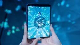Сколько будет стоить новый гибкий смартфон отSamsung?