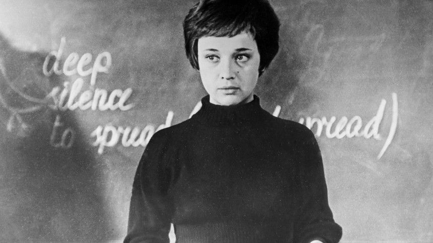 Умерла звезда фильма «Доживем допонедельника» Ирина Печерникова