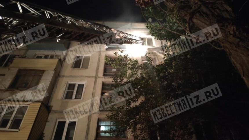 Двое детей иподросток погибли впожаре вМахачкале