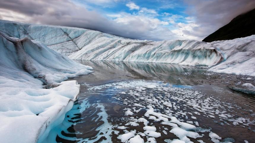 Таяние ледников: кконцу XXI века может быть затоплена половина России