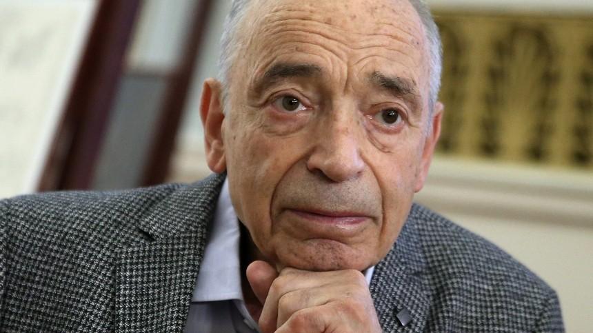 Прикованный кпостели Валентин Гафт встретит 85-летие вкругу близких