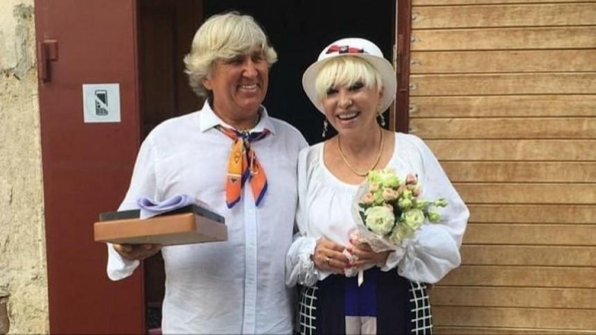 Фирсов пошел сЛегкоступовой вЗАГС вдень своего развода