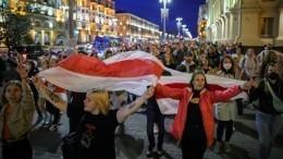 Лавров заявил о200 украинских экстремистах натерритории Белоруссии