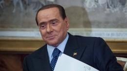 Экс-премьер Италии Сильвио Берлускони инфицирован коронавирусом