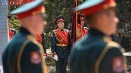 НаДальнем Востоке прошел парад впамять обокончании Второй мировой войны
