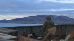 Исследователи Северного флота иРГО вернулись изэкспедиции наНовую Землю