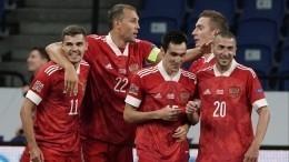 После победы над Сербией Дзюба вышел навторое место поколичеству голов засборную