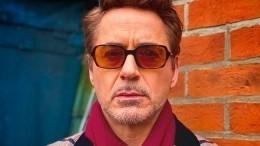 Роберт Дауни-младший завершил все проекты скиновселенной Marvel