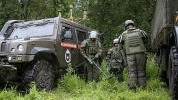 Саперы обезвредили сотни снарядов времен ВОВ вЛенинградской области