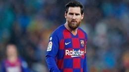 Недали уйти: Месси заявил, что остается в«Барселоне»