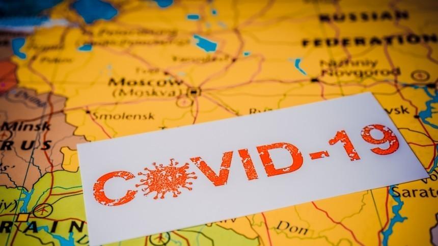 Какова динамика заболеваемости COVID-19 вРоссии после возобновления полетов