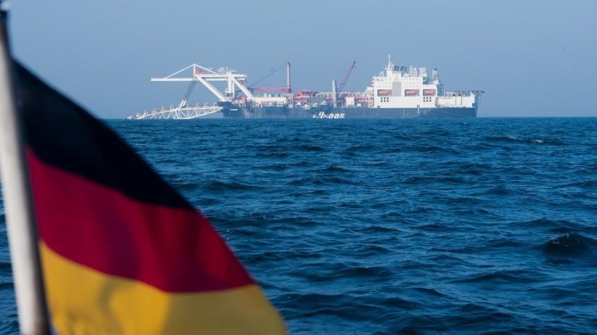 Вочто Германии может вылиться отказ от«Северного потока— 2»?