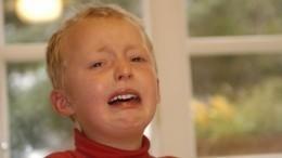 Как успокоить бьющегося вистерике ребенка— отвечает психолог