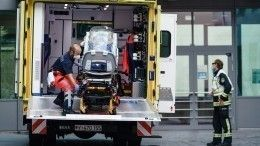 Захарова: Берлин тормозит процесс расследования ситуации сНавальным