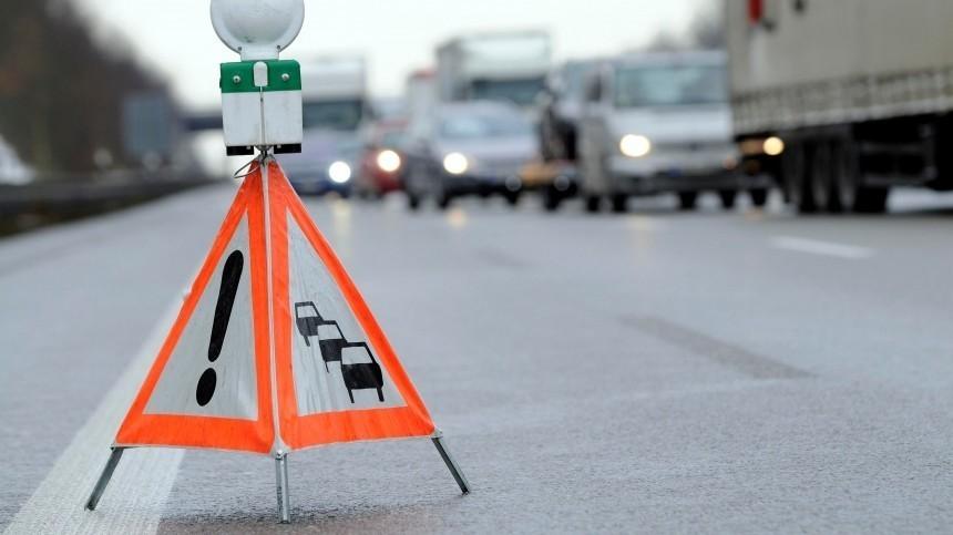 Четыре человека погибли встрашном ДТП под Краснодаром