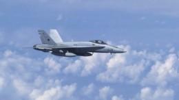 Шойгу рассказал, что страны НАТО регулярно имитируют нанесение авиаударов поРФ