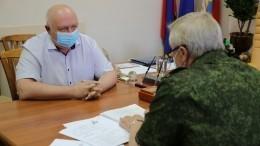 Мэр Каменска-Шахтинского уволился после внеплановой инспекции губернатора