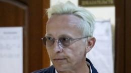 Охлобыстин вспылил отприговора Ефремову, нопотом передумал иудалил заявление