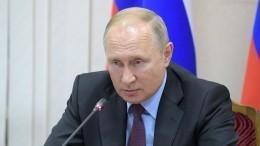 Путин потребовал доложить особлюдении сроков сдачи жилья после паводка вТулуне