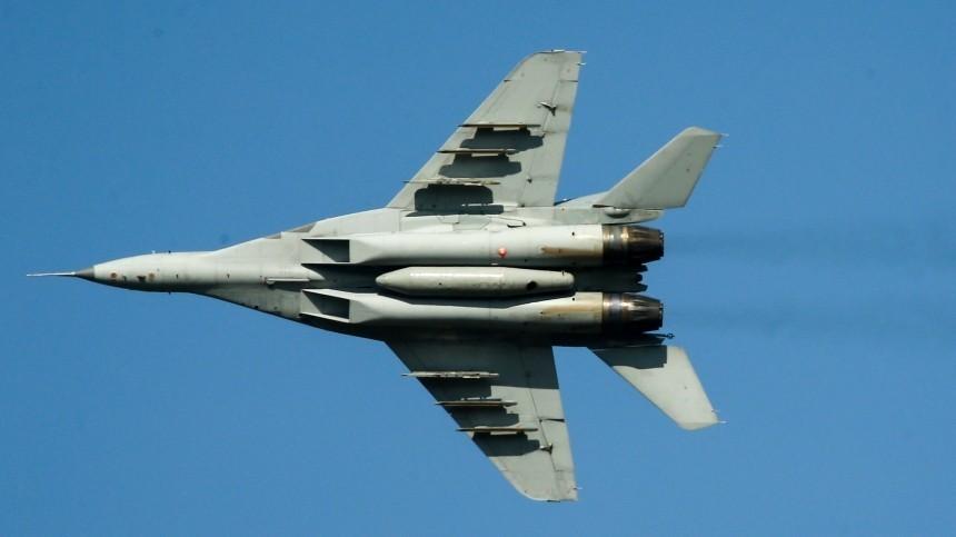 Видео: Русскоговорящий пилот сообщил овозможном крушении МиГ-29 вЛивии