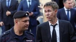 «Яневерю, что онбыл зарулем»— Алексей Панин овине Ефремова ваварии