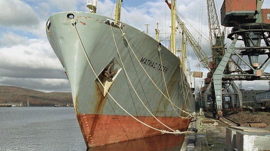Посольство РФвНигерии проверяет данные озахвате пиратами судна сроссиянами