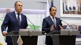 Кипр иРоссия подписали протокол обизменении налогового соглашения