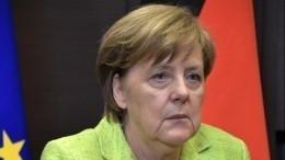 Меркель заявила, что решение по«Северному потоку— 2» будет «общеевропейским»