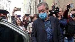 «Это почти что смерть»: Валерий Баринов прокомментировал приговор Ефремову