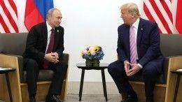 Контакты Путина сТрампом довыборов вСША незапланированы— Песков