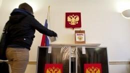 Памфилова сообщила ополной готовности России кединому дню голосования