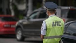 Без тормозов: грузовик протаранил 13 машин вХабаровске