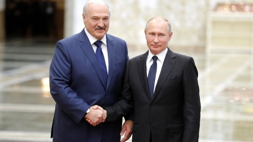 ВКремле рассказали, где пройдет встреча Владимира Путина иАлександра Лукашенко