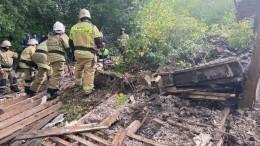 Двое детей погибли при обрушении перекрытий вдоме вУдмуртии