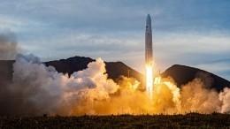 Ярко взорвалась: ракета конкурента SpaceX рухнула после неудачного запуска