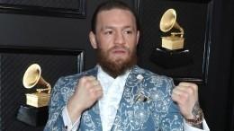 Экс-чемпиона UFC Конора Макгрегора задержали заэксгибиционизм