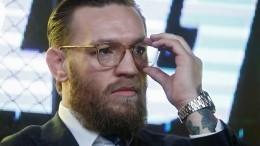 «Дружит салкоголем»: боец Александр Шлеменко прокомментировал арест Макгрегора