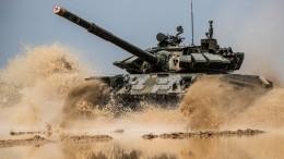 День танкиста: История итрадиции войскового праздника