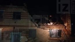 Пофакту взрыва вжилом доме вПриморье возбуждено уголовное дело