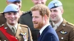 Потеря воинских званий «полностью деморализовала» принца Гарри