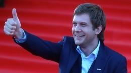 Борис Корчевников показал трогательное фото скрестин