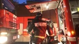 ВПриморье неимеющий прав пьяный водитель устроил огненное ДТП со«скорой»