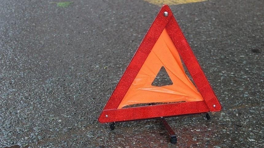 Вкрупном ДТП под Нальчиком пострадали 13 человек