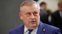 Александр Дрозденко победил навыборах губернатора Ленинградской области