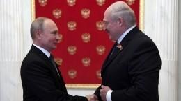 Встреча Путина иЛукашенко небудет ограничена повремени