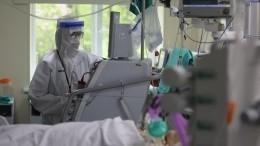 Правительство продлило насентябрь стимулирующие выплаты медикам исоцработникам